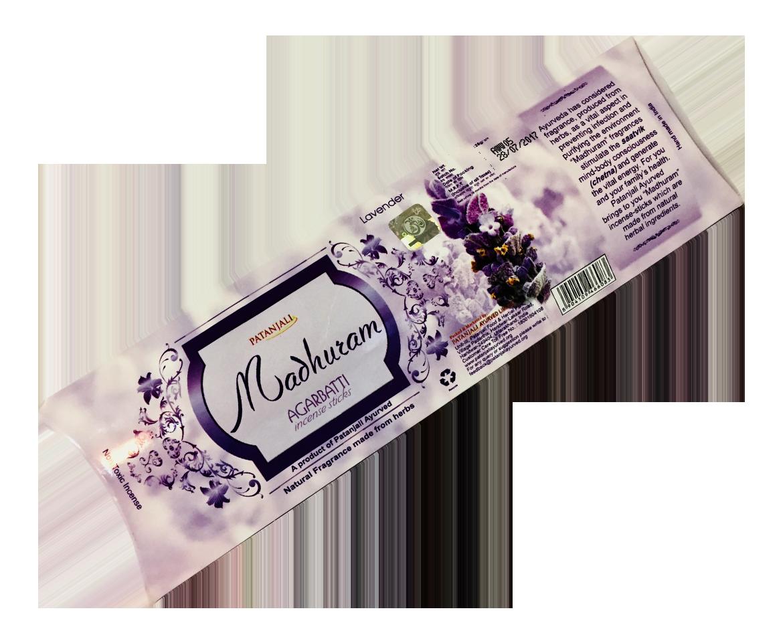 Lavender Scented Stick