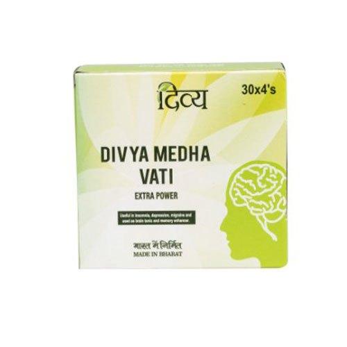 Divya Medha Vati - Extra Power