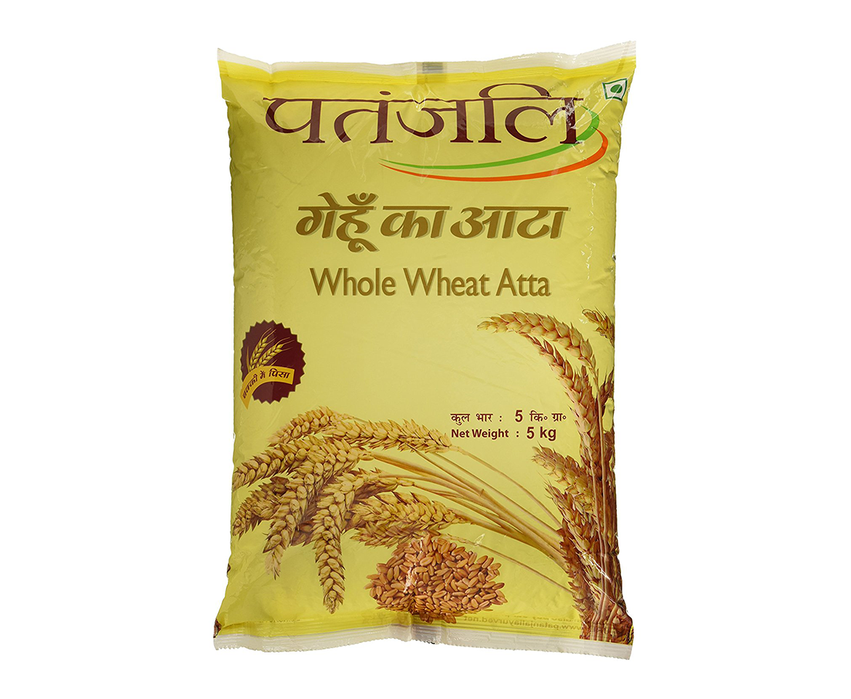 Whole Wheat Atta  4.54 kg