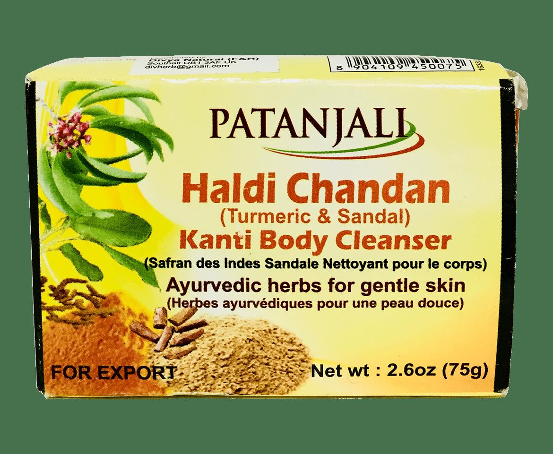 Haldi Chadan Body Cleanser