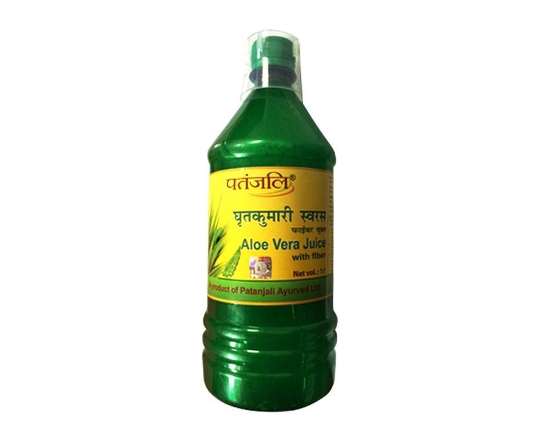 Aloevera Juice Fibre